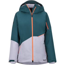 Marmot Pace Giacca Donna, deep teal/lavender aura